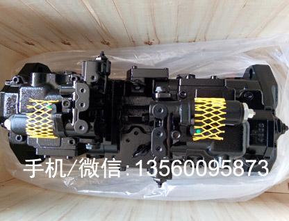 挖掘机液压泵图片